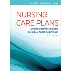 کتاب طرح مراقبت پرستاری زبان اصلی